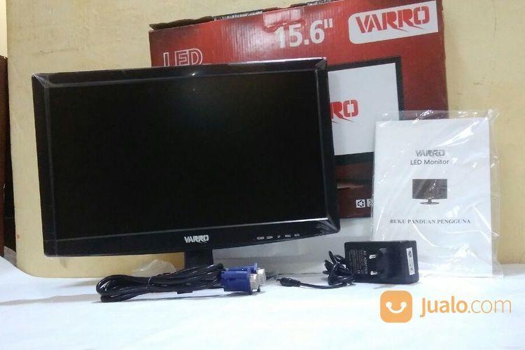 """Monitor LED VARRO Wide 16"""" (15.6"""" ) # Komputer"""