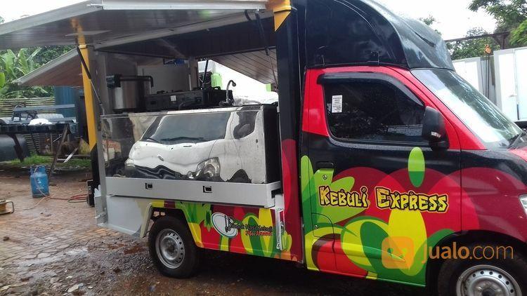 Pembuatan Karoseri Food Truck