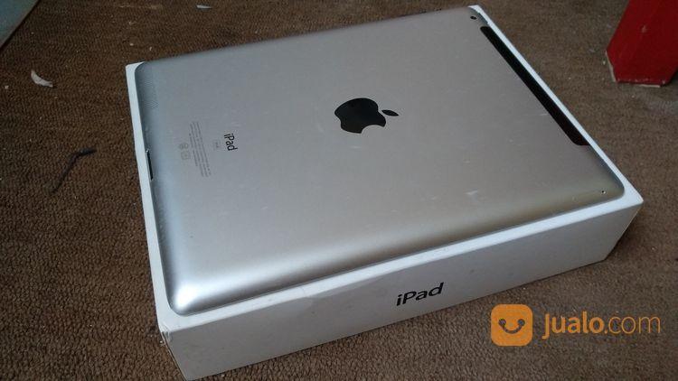 #SOLD IPad 2 Wifi + Simcard 3G + 16GB Fullset / Battery Jumbo 6.930mAh