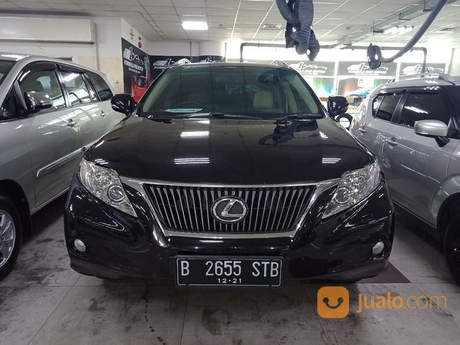 Lexus RX270 2011 HK At