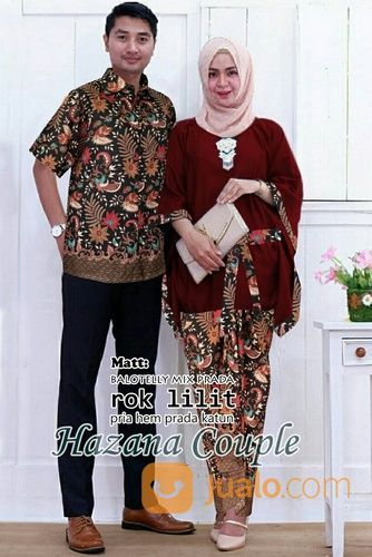 Couple Hazan Mulia Maron