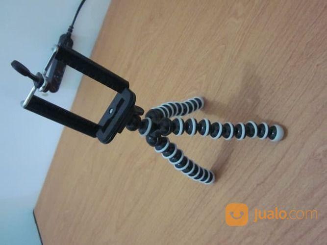 Mini flexible tripod aksesoris handphone dan tablet lainnya 16597135