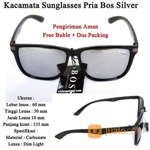 Kacamata Sunglasses Pria Bos