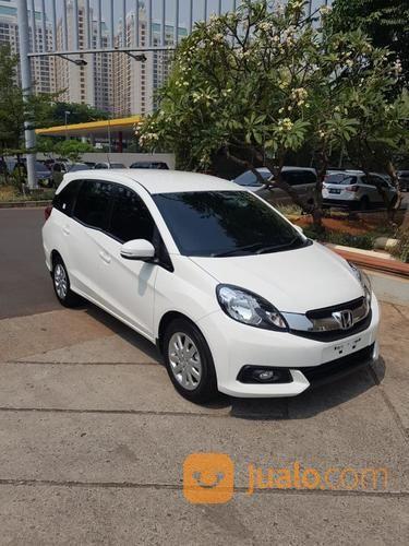Honda Mobilio E CV 2016 White