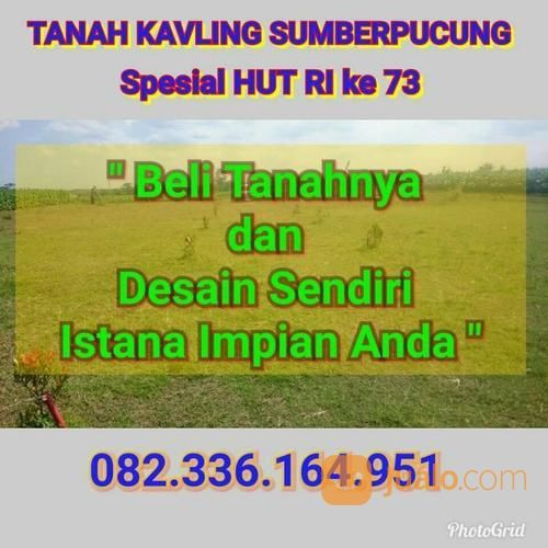 TANAH KAVLING SUMBERPUCUNG MALANG JAWA TIMUR