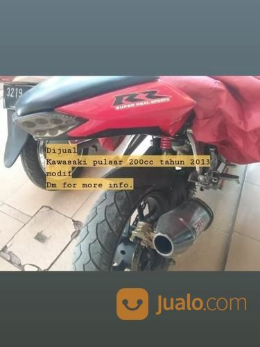 Kawasaki bajaj pulsar motor bajaj 16688023