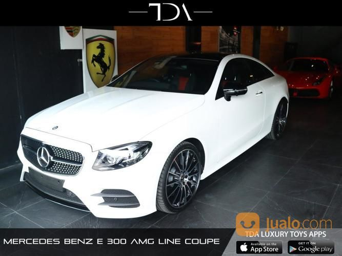 White Mercedes Benz >> Mercedes Benz E 300 Amg Line Coup White 2017 The Best Sport Car