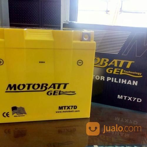 Motobatt murmer mt sparepart motor aki motor 16831243