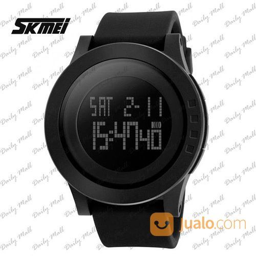 Jam tangan pria skm jam tangan 16919523