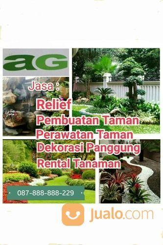 Pembuatan Taman Bunga Papan Dukacita Dan Ucapan Rental Tanaman Dekorasi Panggung Relief