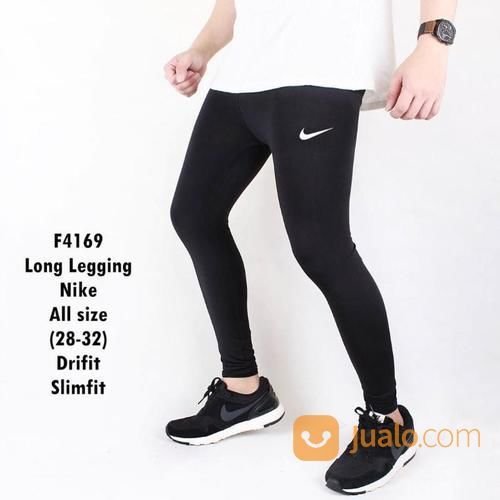 Celana legging panjan pakaian olahraga 17042203