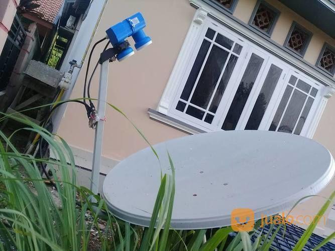Mini parabola dua sat antena 17097375
