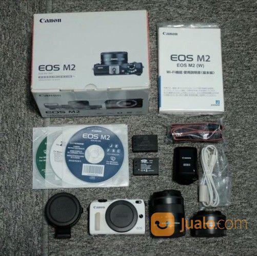 Kamera canon eos m2 f kamera mirrorless 17116187