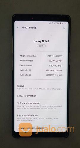 Samsung galaxy note 8 handphone samsung 17122379