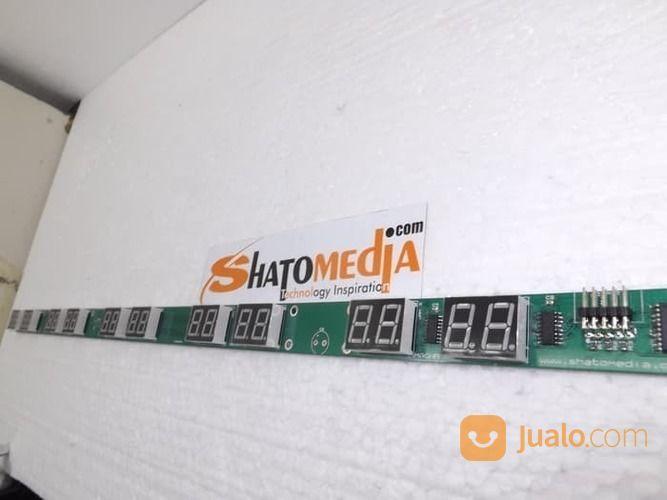 7 segment module kit perlengkapan industri 17180711