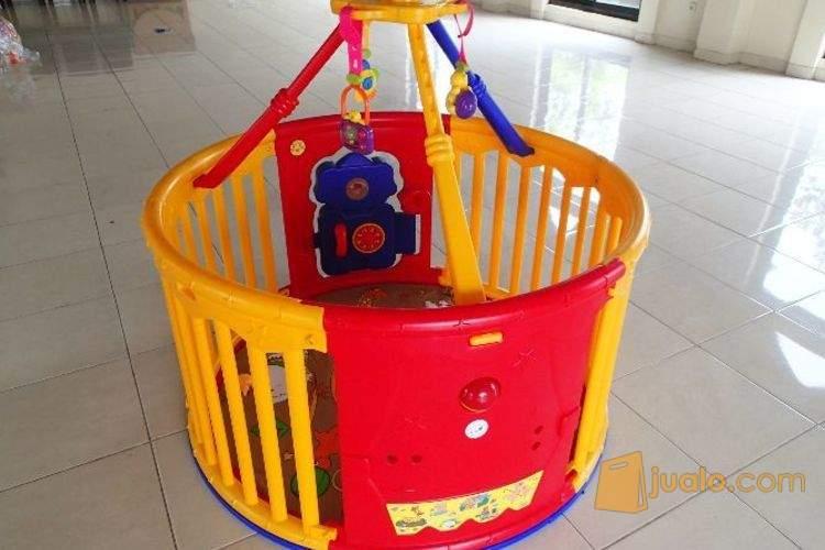 Labeille Safety Playpen Pagar Main U Balita Batita
