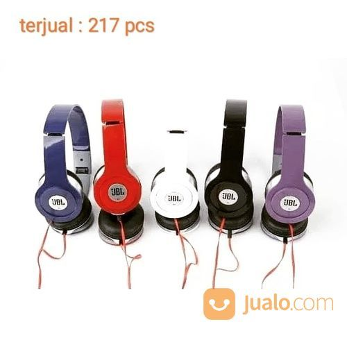 Headset jbl superbass aksesoris handphone dan tablet lainnya 17489143