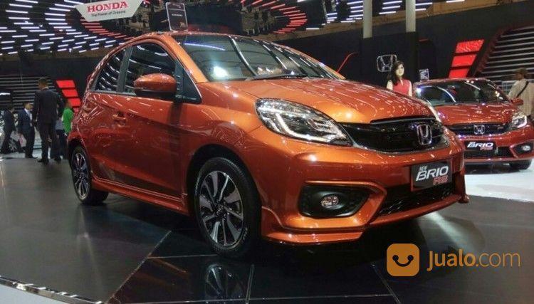 Honda brio 2018 mobil honda 17566979