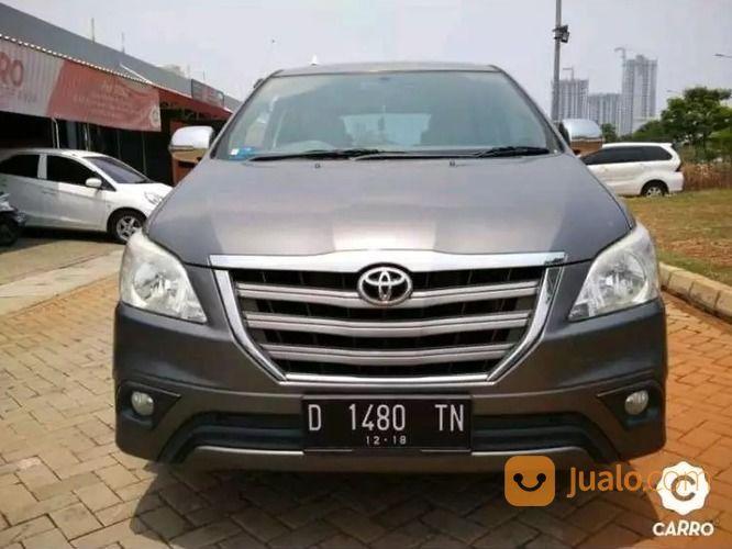 Toyota innova 2 0 g b mobil toyota 17571887