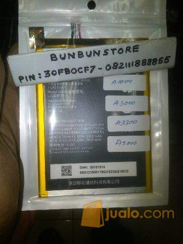 Battery baterai lenov handphone lenovo 1765952