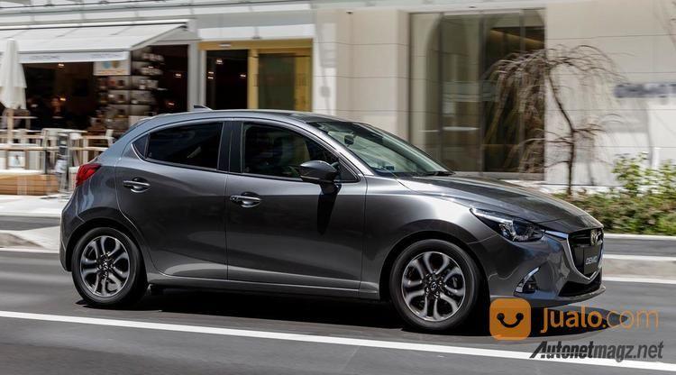 Mazda 2 r at grey mobil mazda 17817799