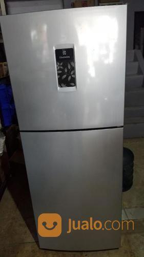 Kulkas 2 pintu elektr kulkas dan freezer 17826051