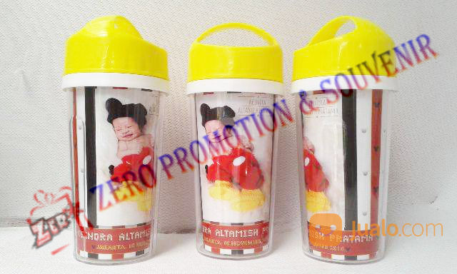Botol minum souvenir perlengkapan rumah tangga lainnya 17894399