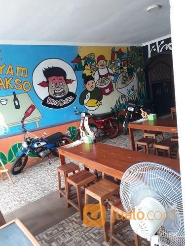 Warung mkan full bgun rumah dijual 17897807