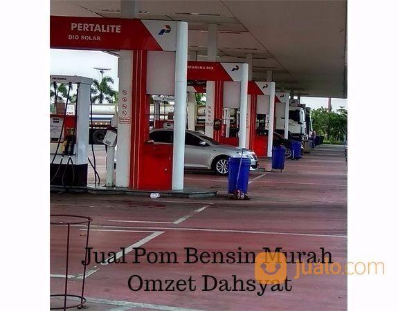 Pom bensin aktif mura properti properti lainnya 17983231