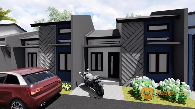 Miliki hunian modern rumah dijual 18013087