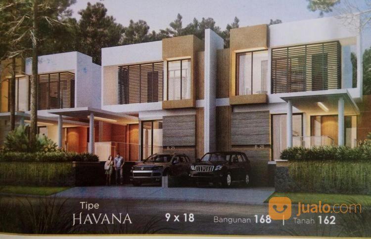 Havana at serena hill rumah dijual 18122995