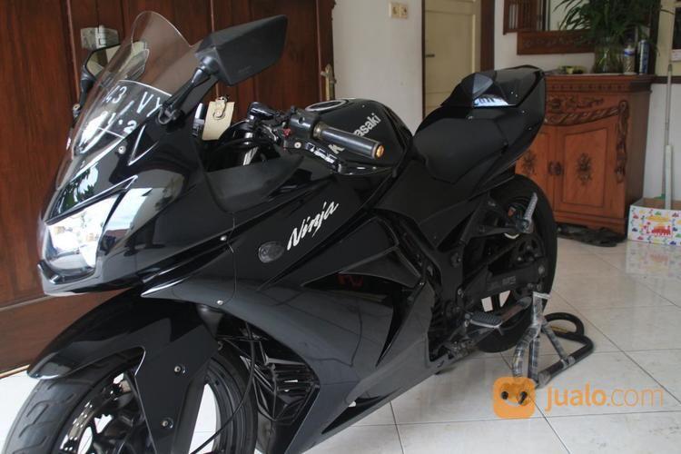 Ninja 250 2009 mulus motor kawasaki 18357967