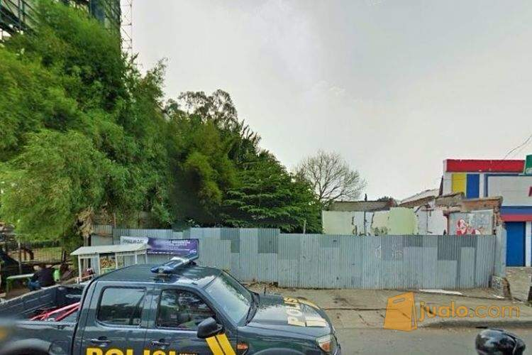 Tanah Siap Bangun Di Jalan Raya Alternatif Cibubur Samping Gerbang Kota Wisata