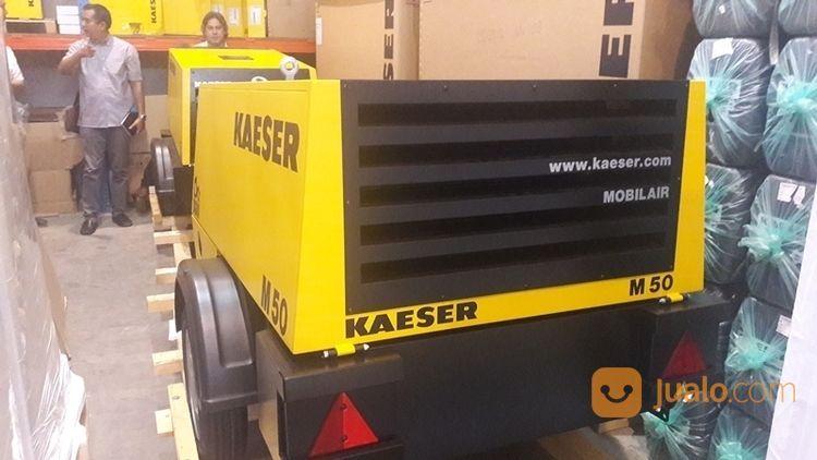 Mobile Air Compressor >> Mobile Air Compressor Kaeser M50 Bekasi