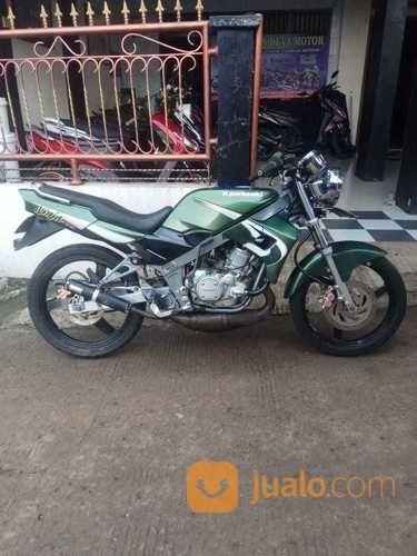 Ninja 02 flat tangsel motor kawasaki 18457375