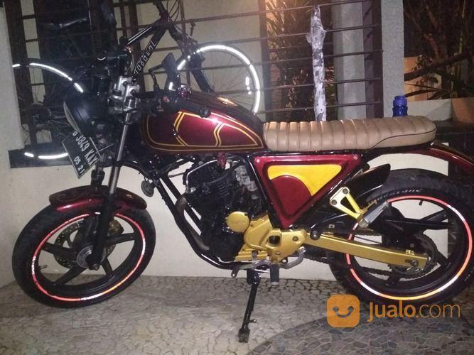 Scorpio custom 2011 motor yamaha 18466915