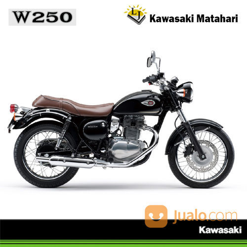 Kawasaki w 250 vin 20 motor kawasaki 18491543