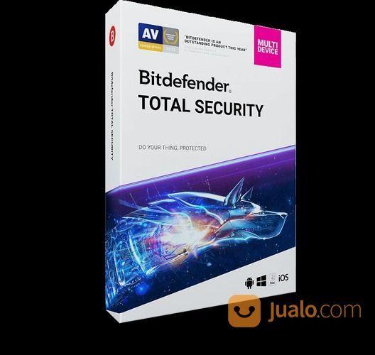 Bitdefender total sec software 18542851