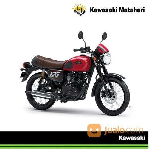 Kawasaki w 175 cafe v motor kawasaki 18610191