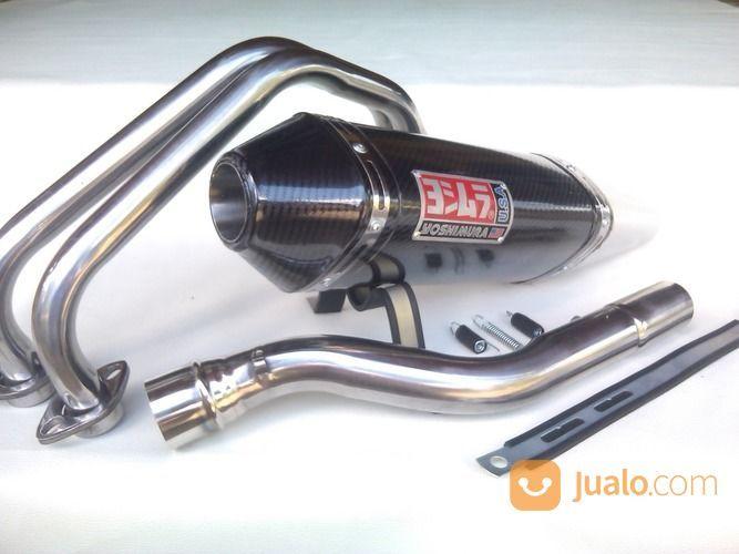 Knalpot cbr 250 r25 sparepart motor knalpot motor 18613083