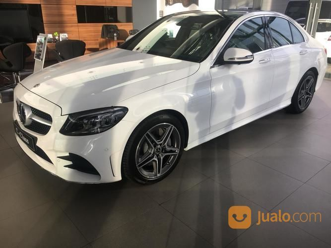 New Mercedes Benz >> New Mercedes Benz C300 Amg Facelift 2019