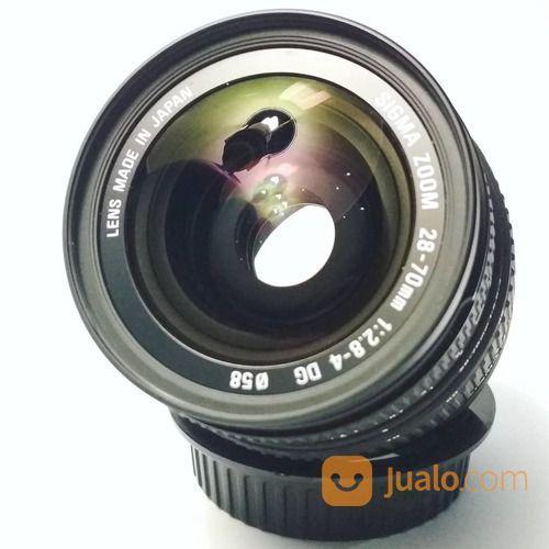 Lensa sigma dg 28 70m lensa kamera 18772827