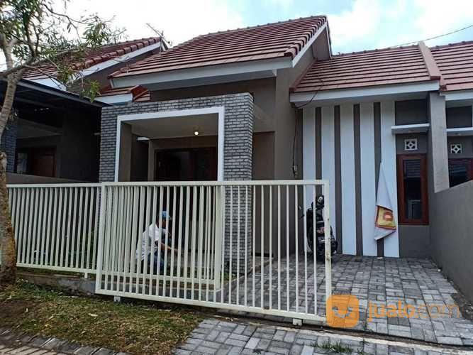 Rumah Minimalis 1 Lantai Free Pagar Harga Terjangkau Kepuharjo Malang