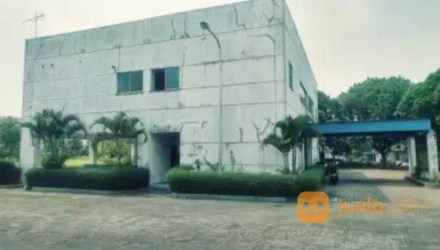 Pabrik dalam kawasan properti pabrik 18805179