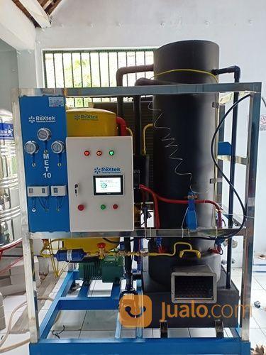 Mesin es tube es tub perlengkapan industri 18814415