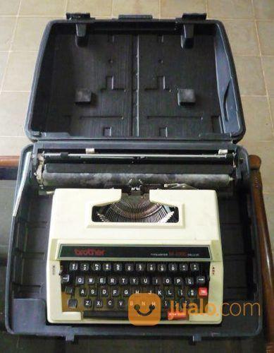 Mesin ketik merk brot perlengkapan industri 18913719