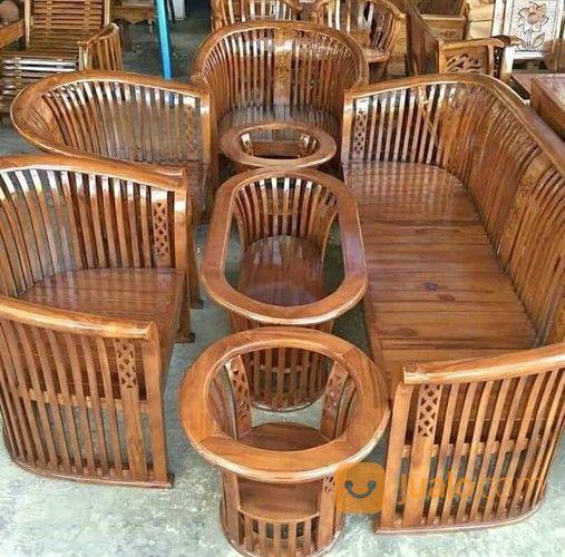 Set lengkap kursi tam kebutuhan rumah tangga furniture 19028171