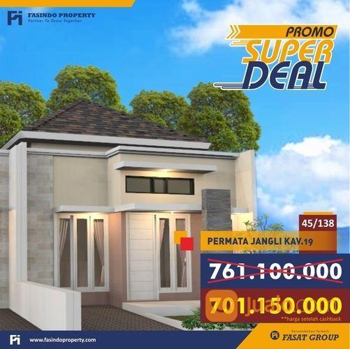 Perumahan permata jan rumah dijual 19063363
