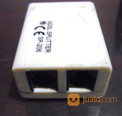 Splitter modem adsl modem dan router 19136831
