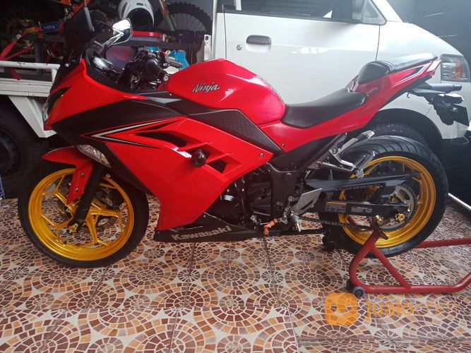 Ninja fi 250 2016 motor kawasaki 19199699